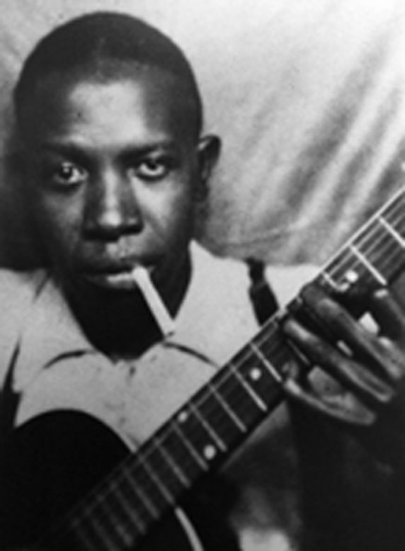 On this day, 1938, #RobertJohnson played his last gig. Three days later, he was dead at the age of 27. https://t.co/SzHc7kpqNU