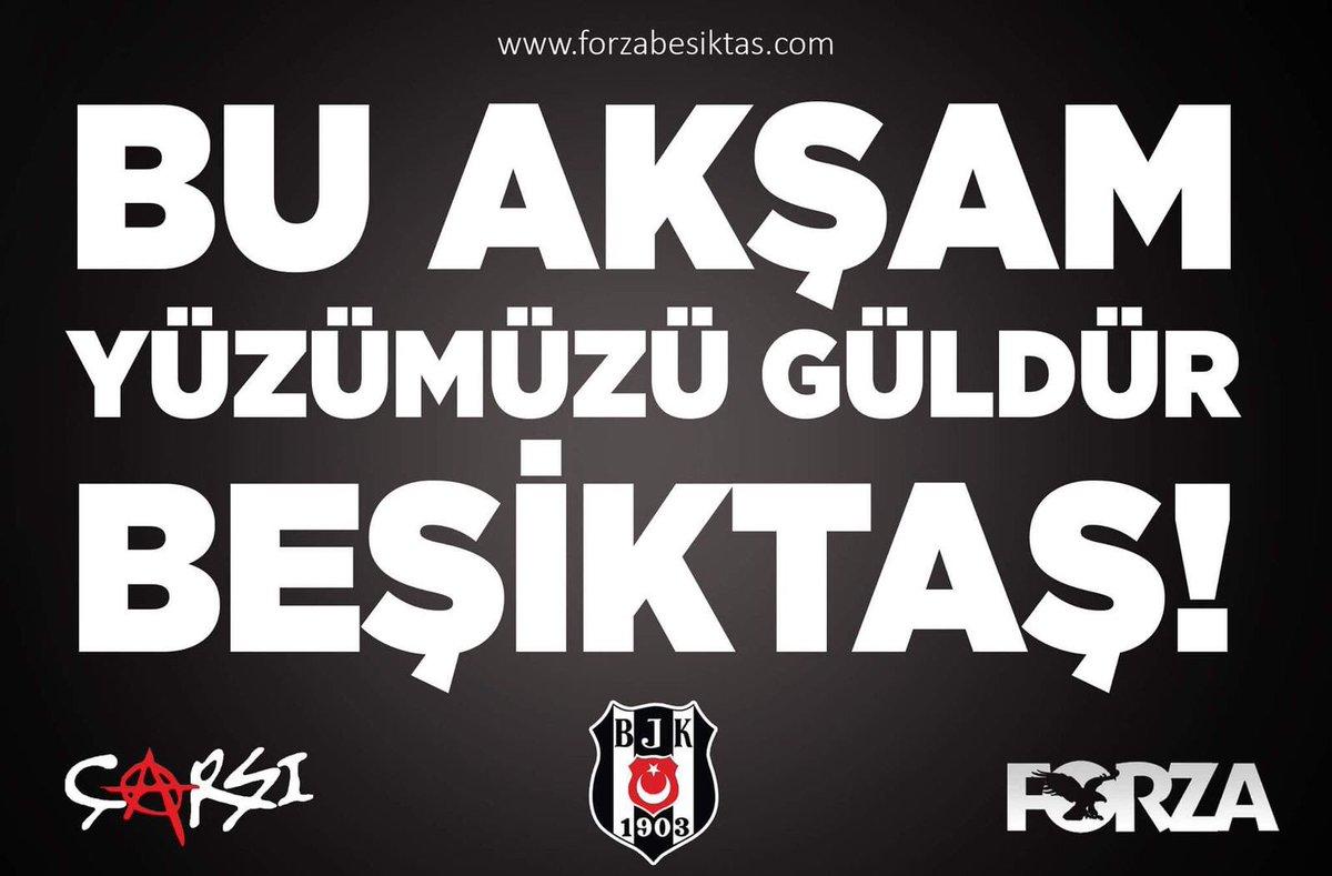 Bu akşam yüzümüzü güldür Beşiktaş #Beşiktaş #BeşiktaşınMaçıVar https:/...