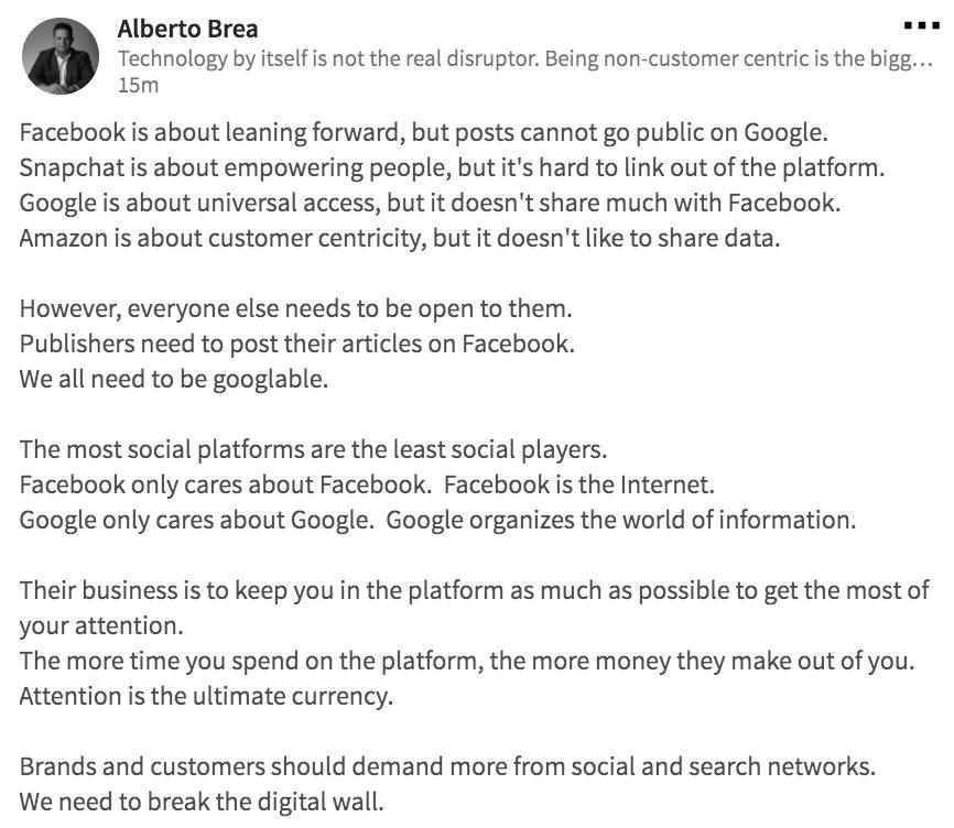 Alberto Brea on Twitter: