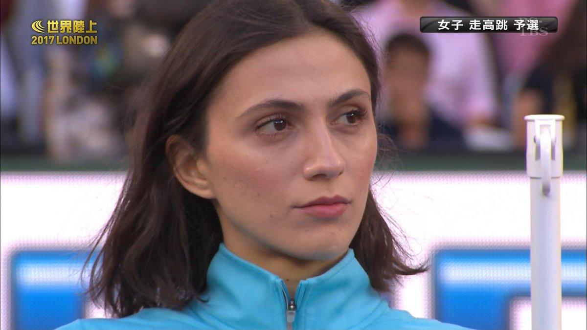 ラシツケネ 中立のラシツケネ(ロシア)はラブメイト10が今年放送されたら、確実にさんまさんのラブメイトに入りそうな美人さんで走高跳を成功しても失敗しても表情をまったく変え  ...