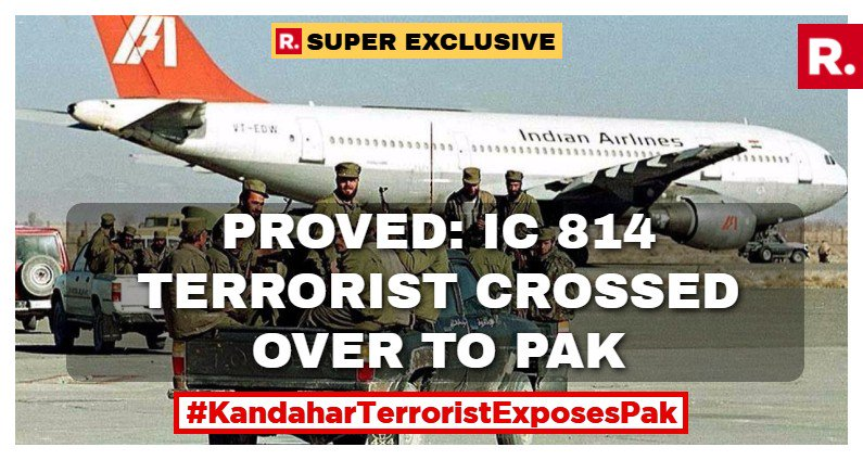 One of the most infamous acts of terror &amp; blackmail perpetrated against India #KandaharTerroristExposesPak | Watch -  http://www. republicworld.com/livetv  &nbsp;  <br>http://pic.twitter.com/elNurxOkv2