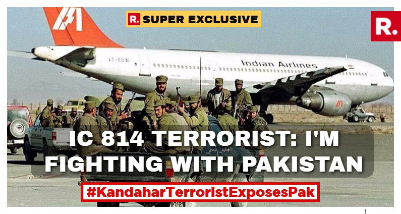Watch this super exclusive reveal that busts every Pakistani lie on terror, here -  http://www. republicworld.com/livetv  &nbsp;     #KandaharTerroristExposesPak <br>http://pic.twitter.com/tx2aExeaPl