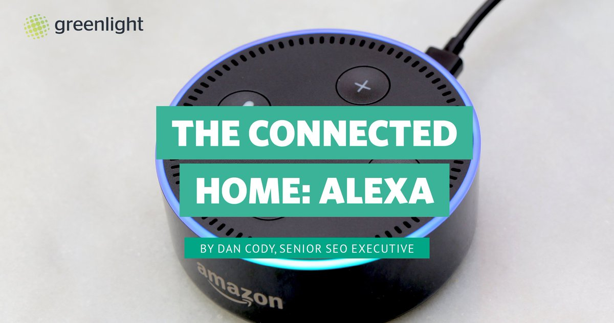 Our Senior SEO Executive talks about #Amazon #Alexa &amp; how to gain #visibility on it in his latest #magazine article  http:// bit.ly/2hFwoKr  &nbsp;   <br>http://pic.twitter.com/0bgr3W40wf
