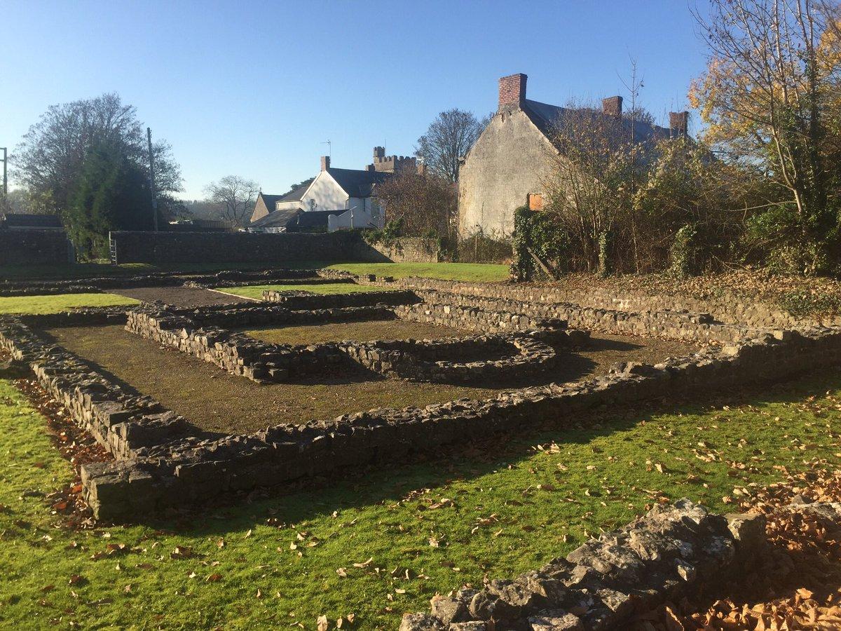 Roman town of Caerwent, South Wales #RomanBritain #Roman @wmarybeard<br>http://pic.twitter.com/QmnqG5NAoa