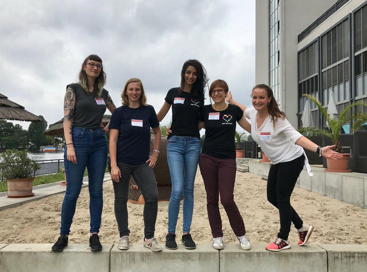 Girls in berlin