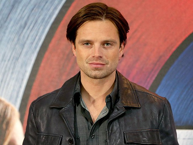 Happy Birthday to Sebastian Stan aka The Winter Soldier