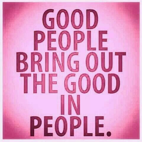Good people bring out the good in people. #goodvibes <br>http://pic.twitter.com/ZQpNbnOTdQ