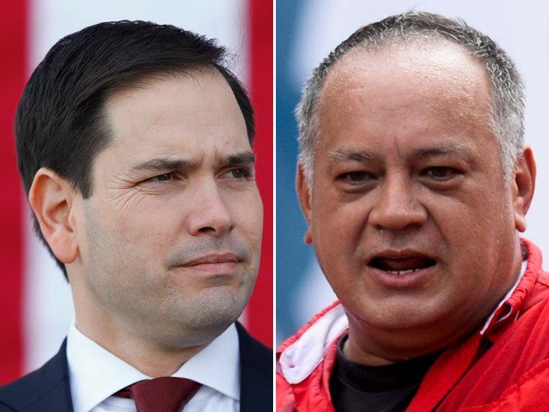#ÚltimaHora Poderoso legislador venezolano puede haber mandado a matar a senador Marco Rubio  https://t.co/JyEyfaDxZI