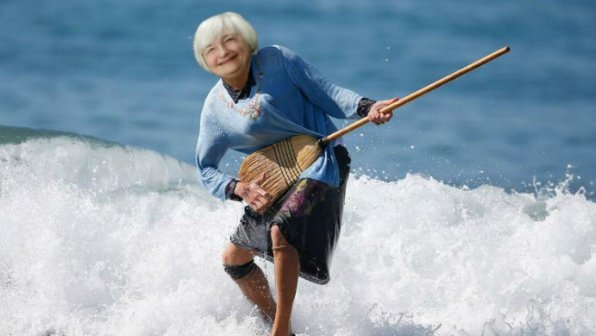 Happy 71st birthday to Janet Yellen