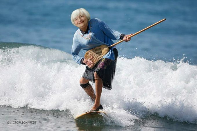 RetFXPro Notes: Happy 71st birthday to Janet Yellen