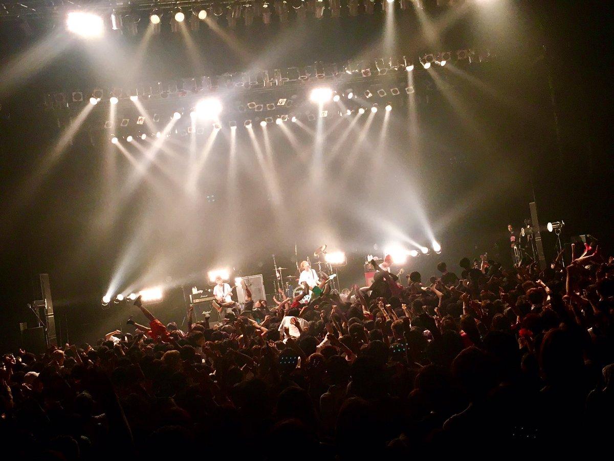 【名古屋!ライブ終了!】 ■8/13(日) Zepp Nagoya 『HEY-SMITH &quot…