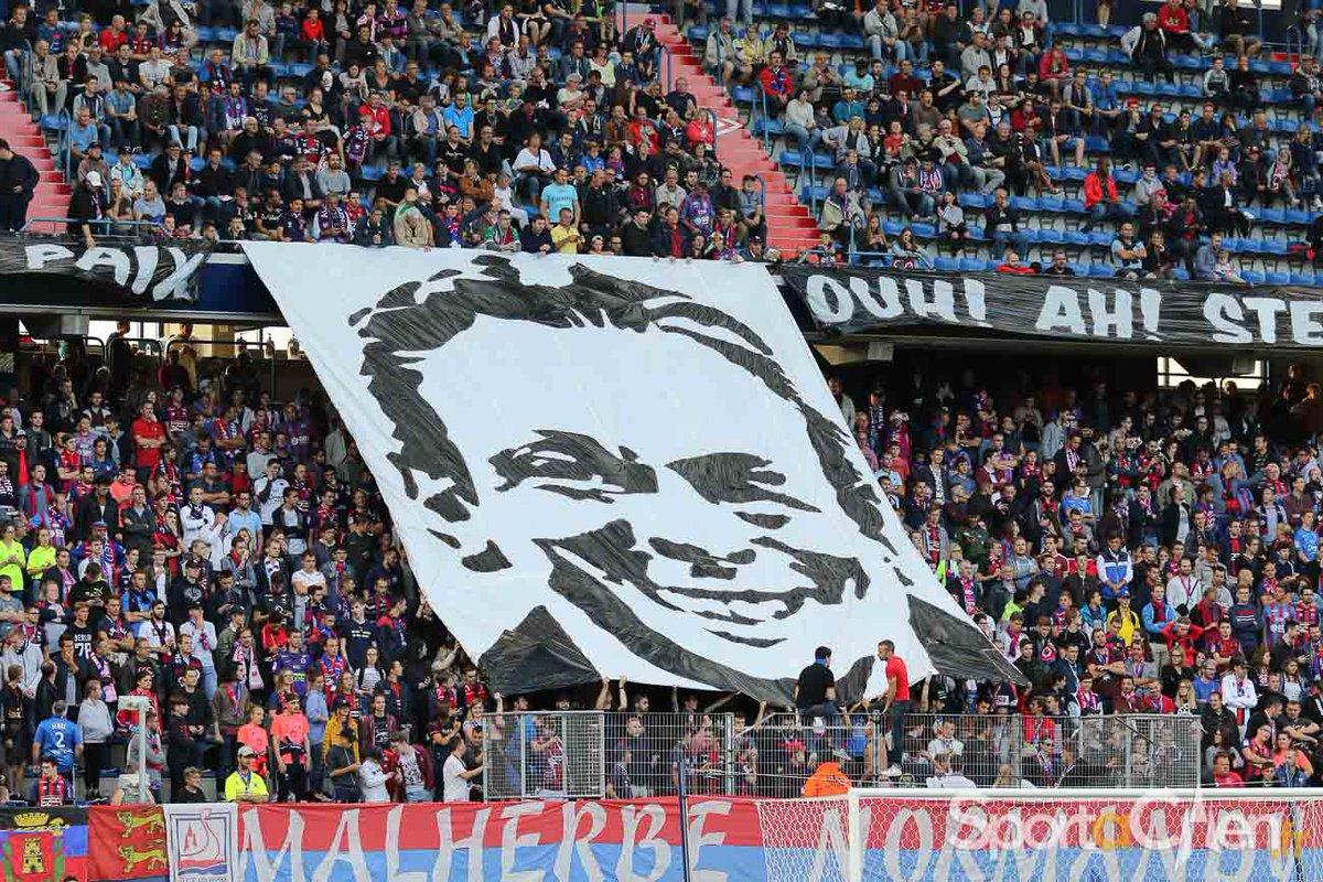 Tout un club a rendu hommage à Stéphane Paille hier.  #SMCASSE pic.twitter.com/yQcAFusmcp
