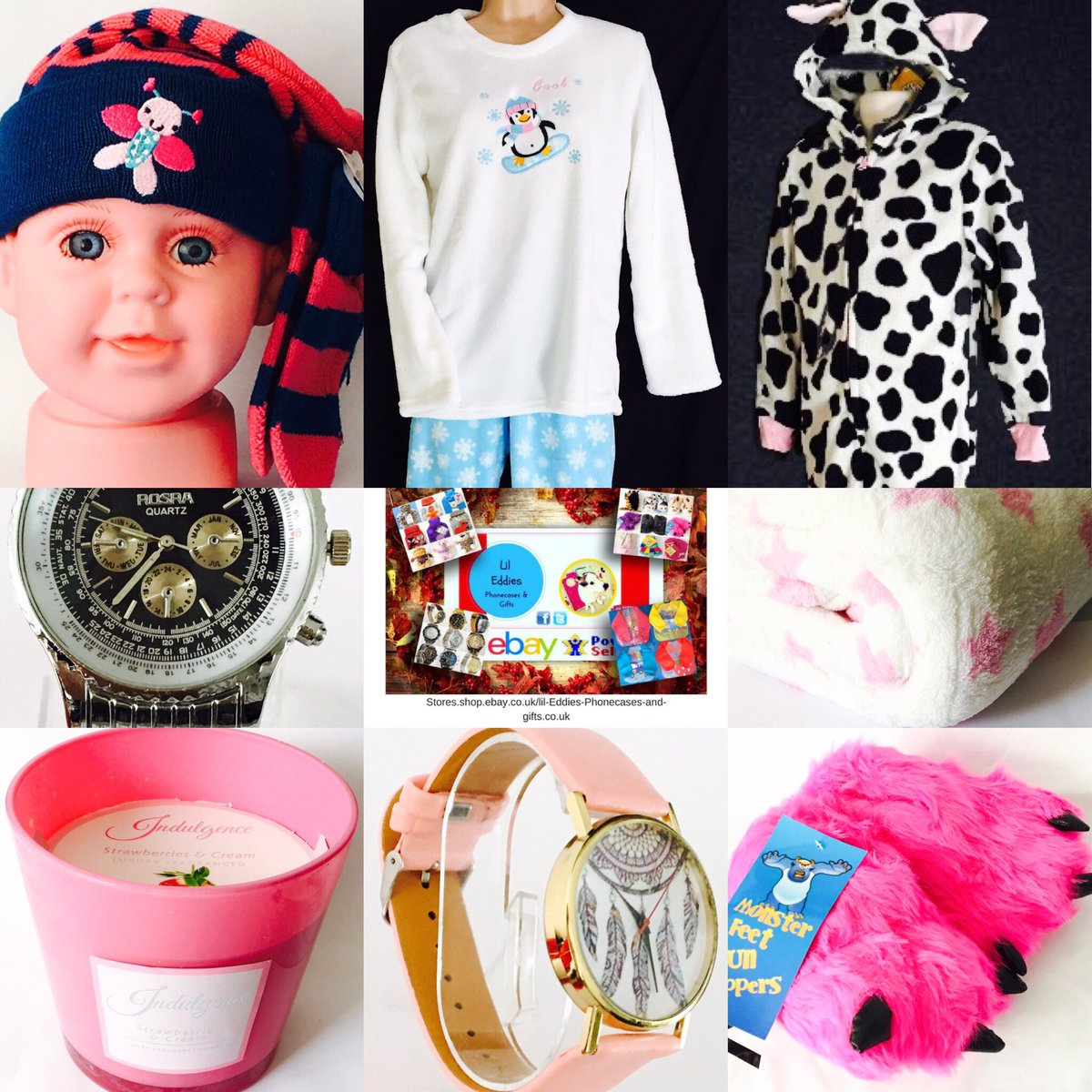 Visit @LilEddies #onlineshop for gifts  from #99p    http:// Stores.shop.ebay.co.uk/lil-Eddies-Pho necases-and-gifts &nbsp; …   RT FOLLOW @LilEddies 4 a chance 2 WIN a PRIZE  #gifts #shop <br>http://pic.twitter.com/KIjd7gScce