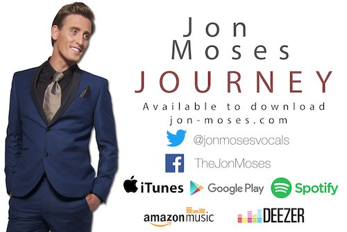 New Album #Journey  İt&#39;s Awesome  @jonmosesvocals Brilliant voice with brilliant songs! #DowlondNow And Enjoy İt <br>http://pic.twitter.com/2EhpEZ4afx