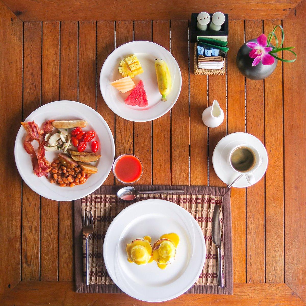 The #perfect #breakfast doesn&#39;t...  #Pimalai @pimalaikohlanta #krabi #kohlanta #thailand #thai #eggsbenedict #foodblog #travelblog<br>http://pic.twitter.com/y4h6Rg9CZi