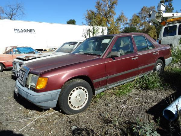 mercedes benz w124 service repair manual