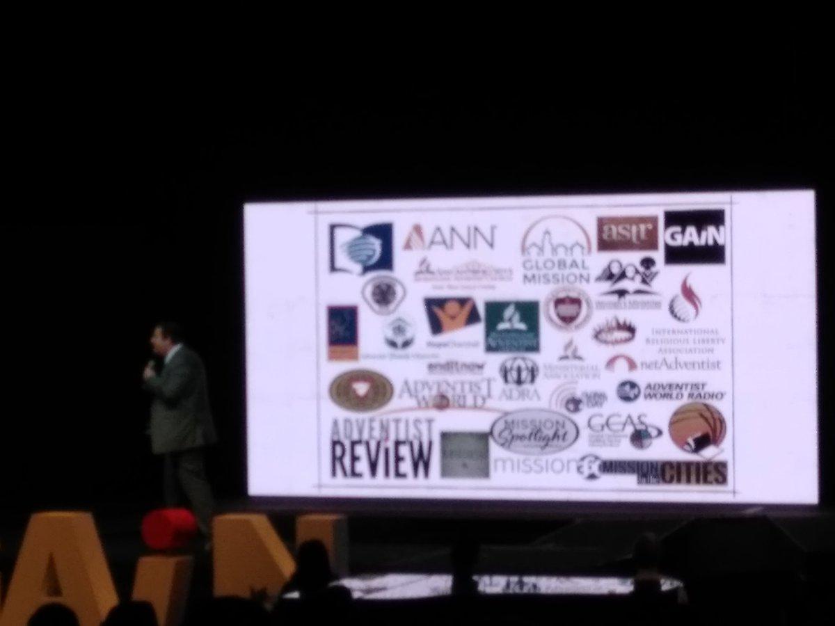 We no need a Million of logos! @saneves!  #GAiN17 @prertonkohler @AdventistReview @AdraUruguay @CCCSDA<br>http://pic.twitter.com/yAGutaIvQR &ndash; bij Igreja Adventista do Sétimo Dia - UNASP-EC