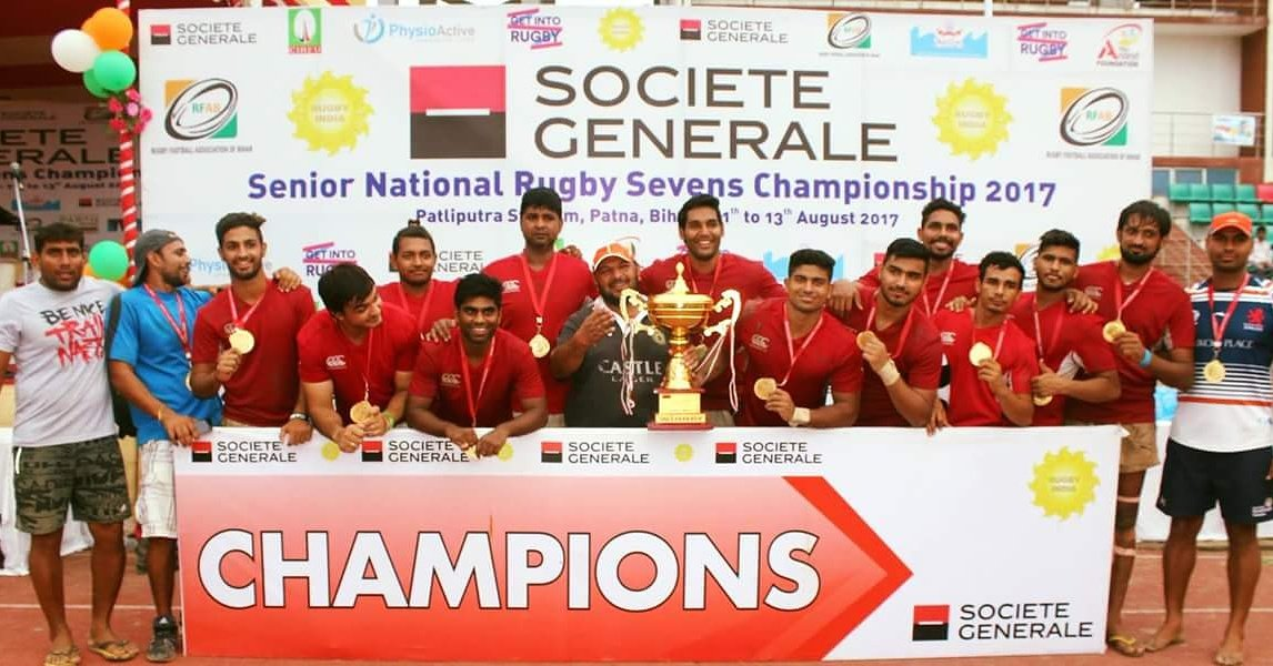 Haryana clinch the Men&#39;s Title! #RugbyIndia #SG_RugbyIndia #AsiaRugby #Champions #BecauseWeLoveRugby #SeniorNationals #Rugby7s <br>http://pic.twitter.com/ysUBtF1B3G