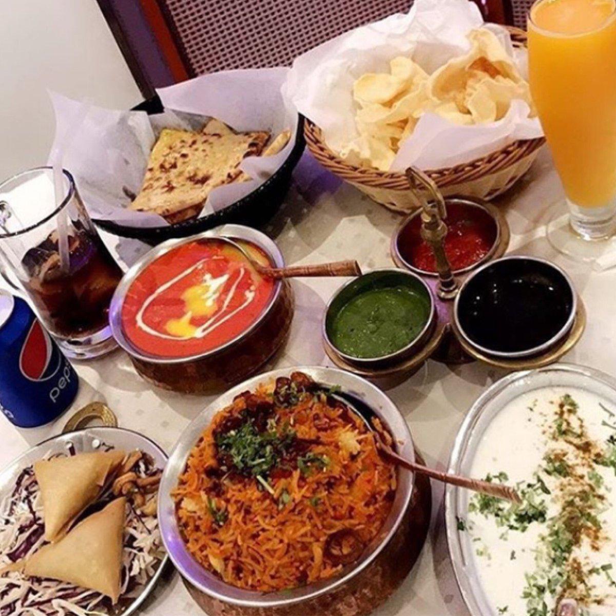 مطاعم وكافيهات جدة On Twitter مطعم راج الهندي افراد وعائلات يوجد بارتشن الاكل طيب والخدمة جيدة في التحلية