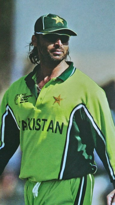 Happy Birthday to \World\s Fastest Bowler\ SHOAIB AKHTAR