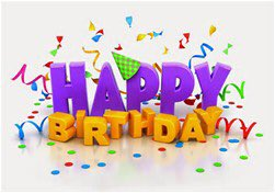 Happy birthday to ya beautiful ! Love ya much !         Enjoy your day !
