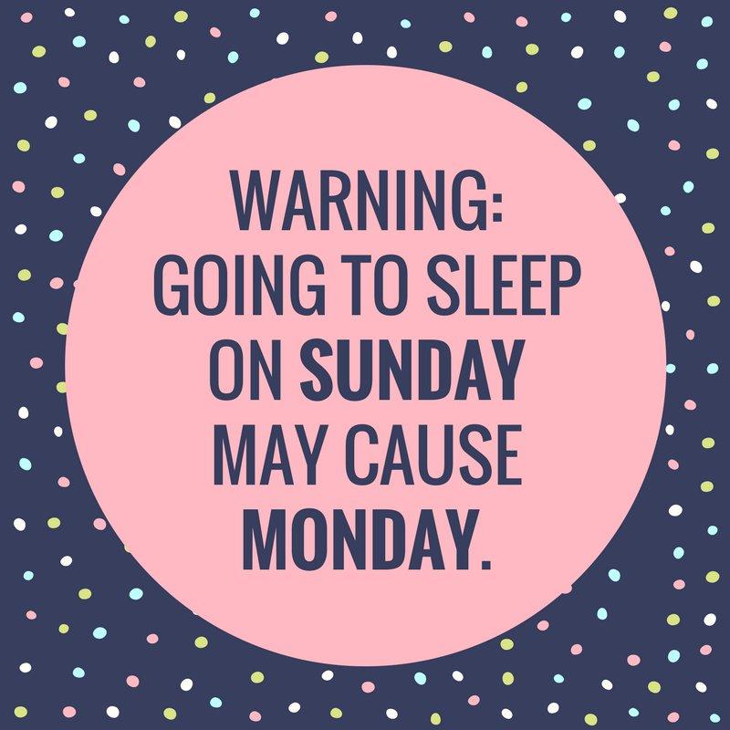 Don't say we didn't warn you. #SundayFunday https://t.co/TTcmM78lYL
