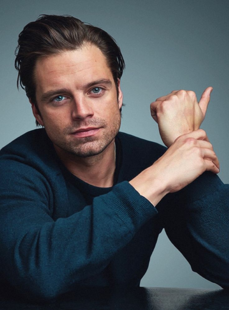 Happy 35th birthday to the beautiful, talented, funny and amazing Sebastian Stan