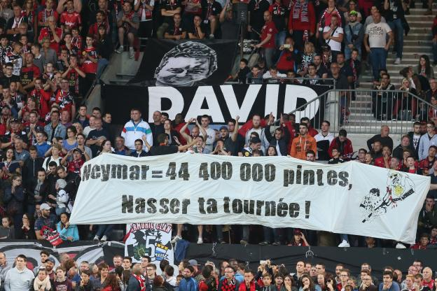 Neymar vaut 44 400 000 pintes de bières !