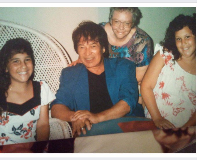 Happy 87th birthday to Don Ho ... he may not be on this earth,nor my mom in this photo,but lives on n r hearts.