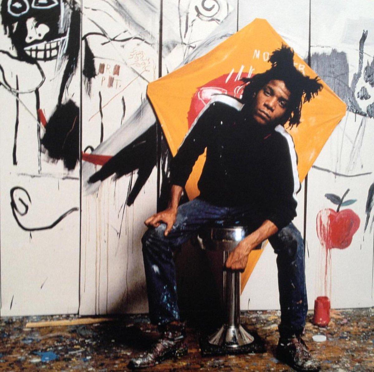 Remembering... #love #legend #basquiat #rip 8/12/88<br>http://pic.twitter.com/txmoenwrTr