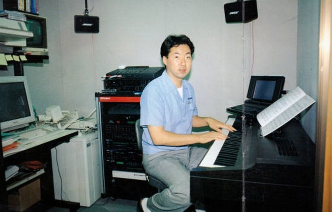 Happy Birthday to the man who wrote the soundtrack to our childhoods - Koji Kondo.