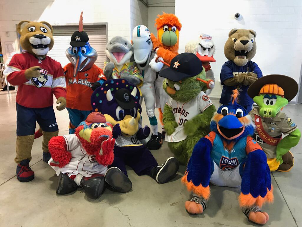 Billy the marlin birthday