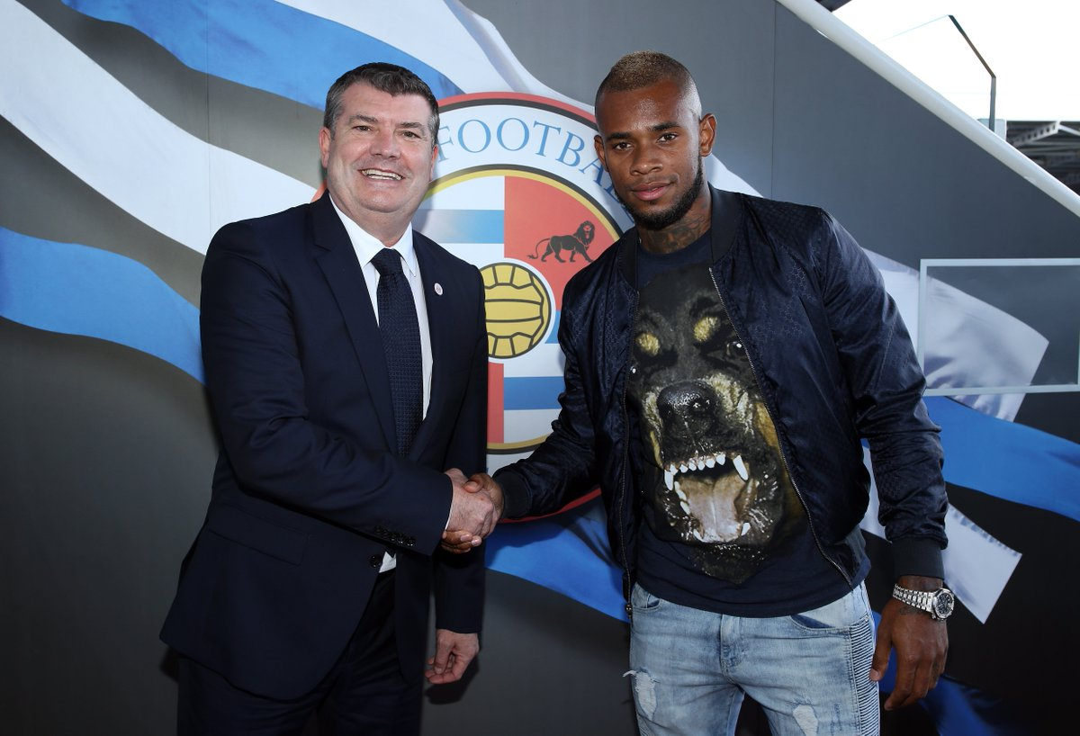🖋 DONE DEAL!  Leandro Bacuna joins the Royals on a four-year deal - re...