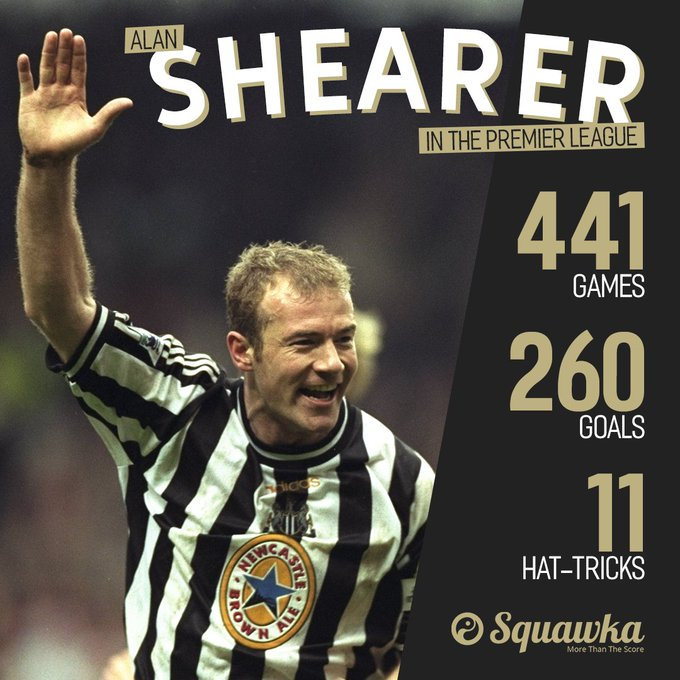 Happy 47th birthday, Alan Shearer.