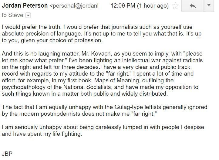 grava Adversario estanque  Dr Jordan B Peterson در توییتر