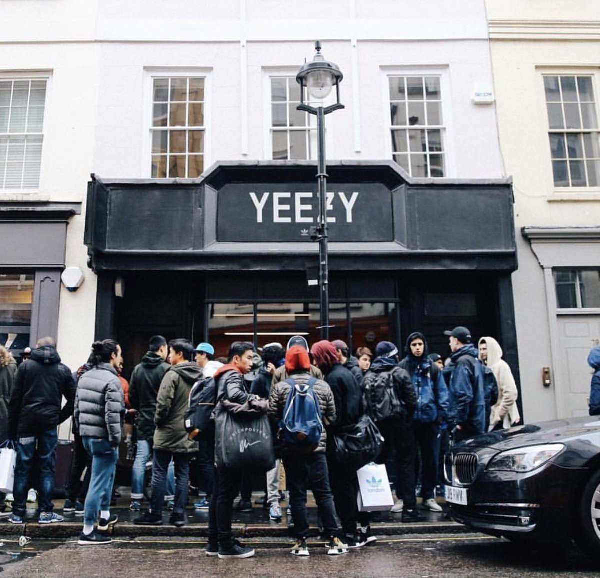 yeezy store