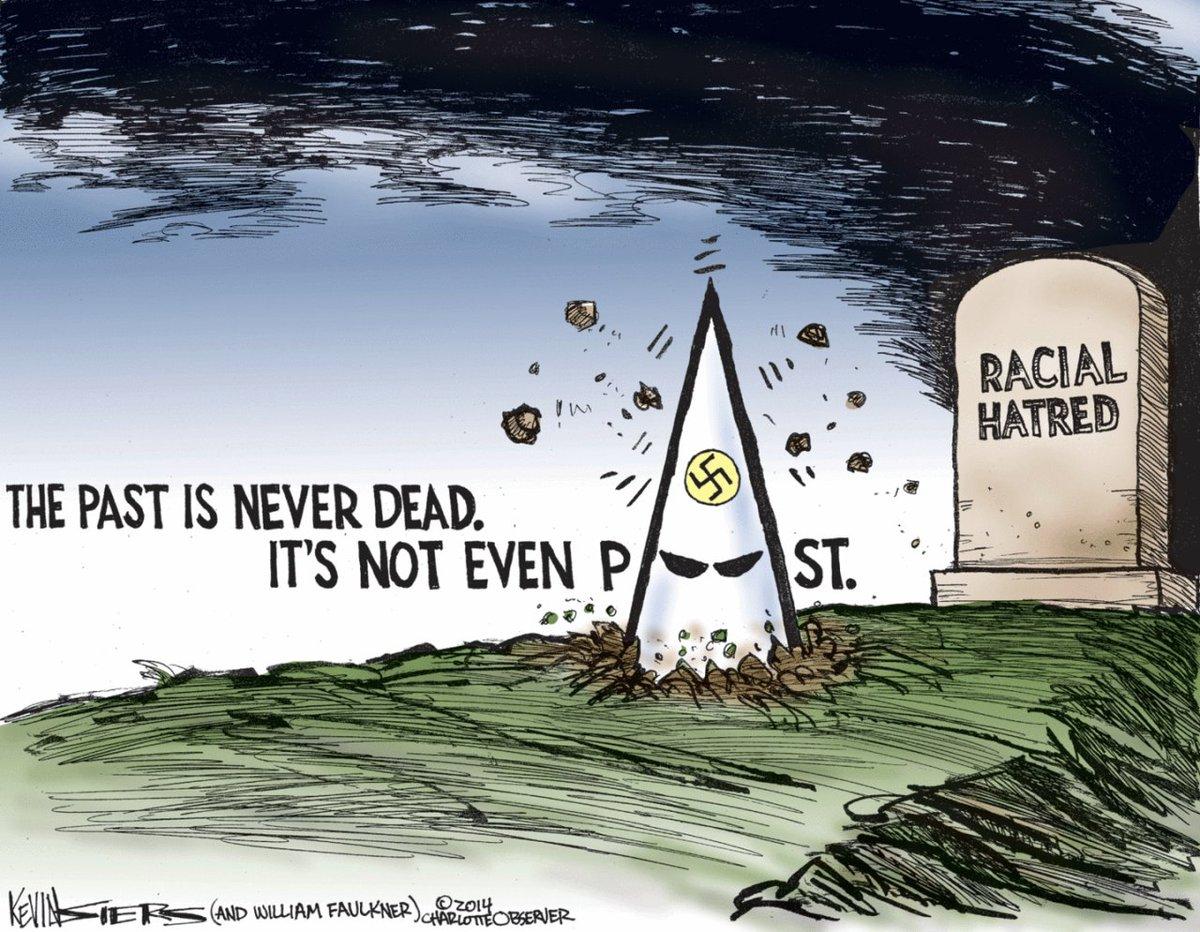 f9d04902d613 ... re   Charlottesville  HeatherHeyer https   www.unpackedu.com blog-1 2017 8 13 the-past-is-never-dead-its-not-even-past  …pic.twitter.com SK8UVRdU55