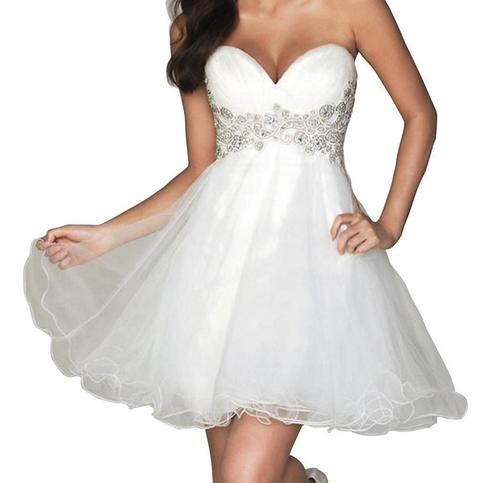 Sexy Women&#39;s Short Homecoming Sweetheart Wedding Dresses  https:// seethis.co/KorMY/  &nbsp;   #prom dress #short dress <br>http://pic.twitter.com/VRylbE9BLX