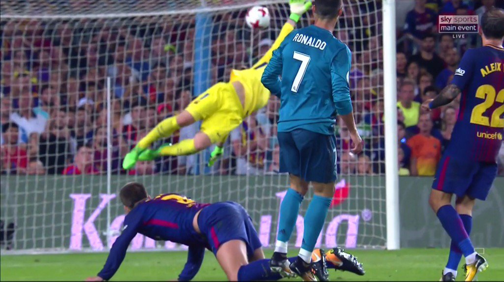 Barcelona 1-3 Real Madrid Highlights