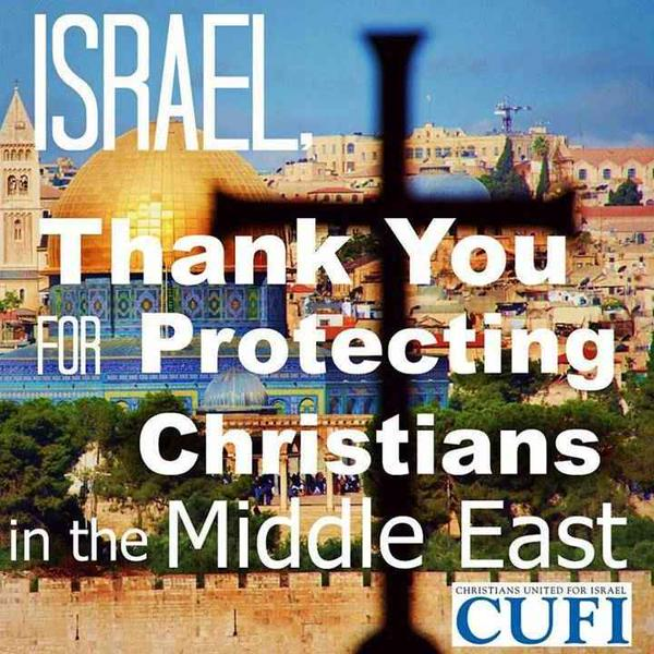 The Christian population in #Israel is the only one that has increased in the Middle East for the past 50 years. <br>http://pic.twitter.com/Eb5FvRR3nV