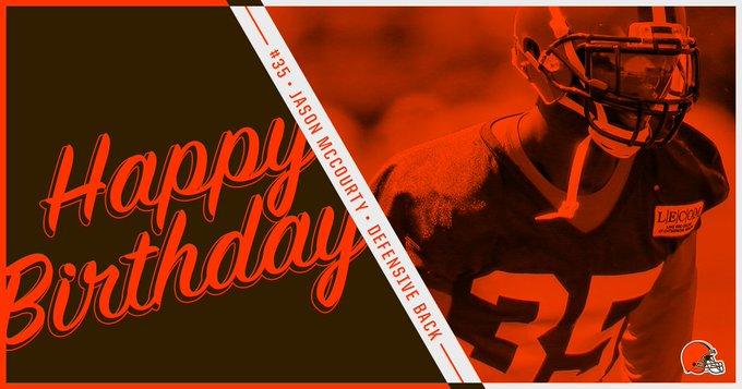 to wish Jason McCourty a Happy Birthday!!