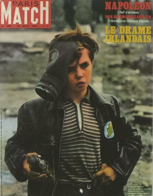 #ParisMatch #France The Ireland drama .. LE DRAME IRLANDAIS ..From a few years back.  #Belfast #Ireland<br>http://pic.twitter.com/JUMAop8sS7