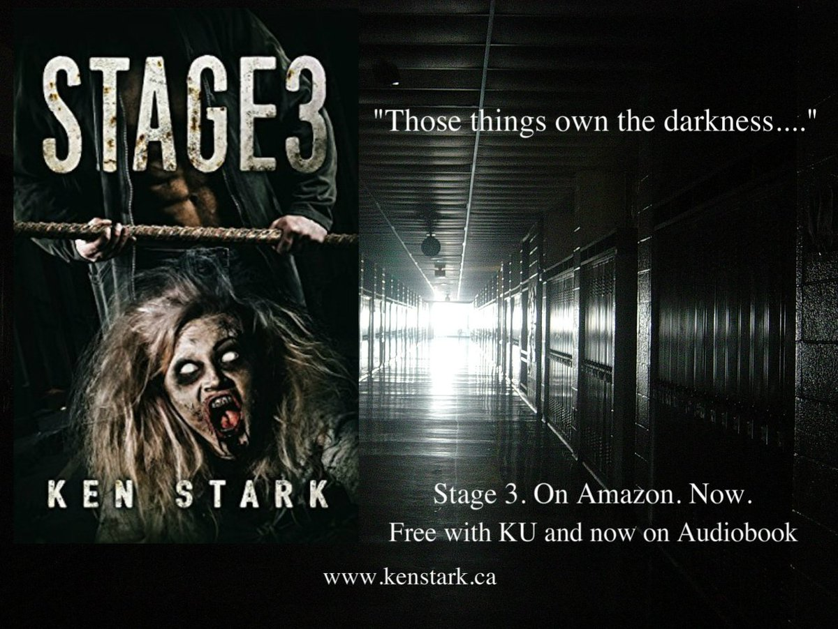 He couldn&#39;t see them, but they were there. In the shadows.  #horror #zombie #apocalypse #thriller Now on #Audiobook!  http:// amazon.com/dp/B01CYITYOS  &nbsp;  <br>http://pic.twitter.com/tFuev2Z1Cb