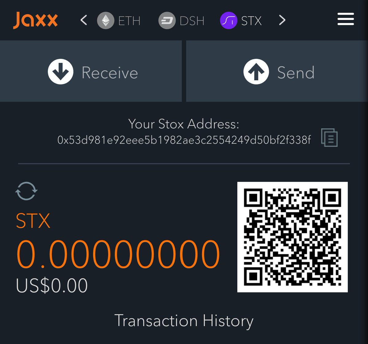 Stox on twitter great news everybody stox has been added on stox on twitter great news everybody stox has been added on jaxx stox stx eth jaxx bitcoin ccuart Choice Image