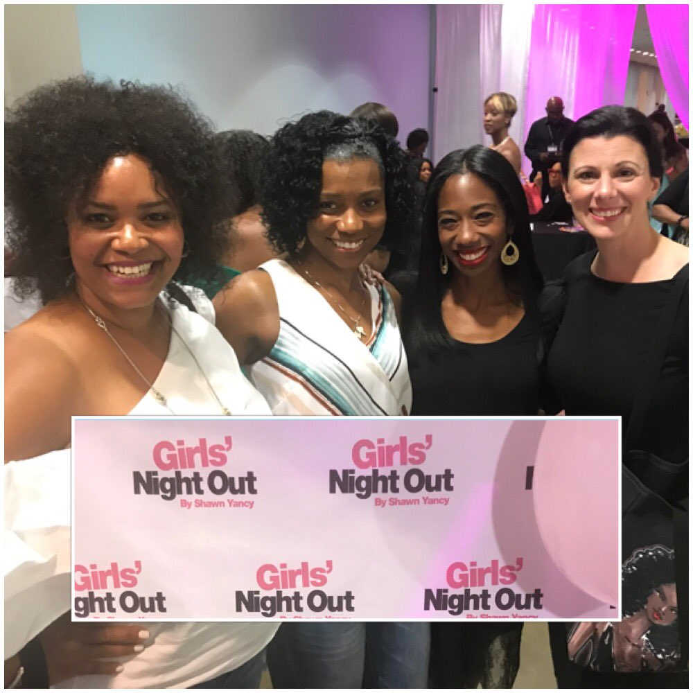 Always great to see the amazing @TraceeWilkins. #PartyWithAPurpose #GNObySy #GiveBack @dstinc1913 @BassComms @Fox5Shawn @RushernBaker<br>http://pic.twitter.com/YAAIzyWzRn