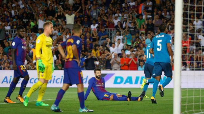 Barcelona vs Real Madrid Highlights