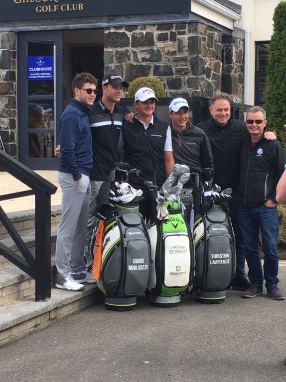 Niall at the #NIOpen at Galgorm Castle Golf Club in Ireland!!!  #NiallHoran #Niall #Horan #ThisTown #SlowHands<br>http://pic.twitter.com/6BjI6e2UhY