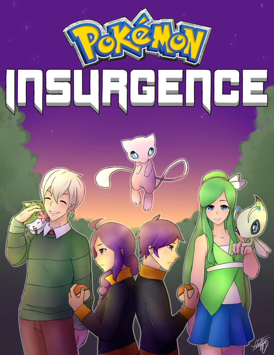 """thesuzerain on Twitter: """"Pokemon Insurgence 1.2. Last update with completed game aside from bugfixes. All relevant links at: https://t.co/7T3HZUj8t7… https://t.co/UmYLAxRGL5"""""""