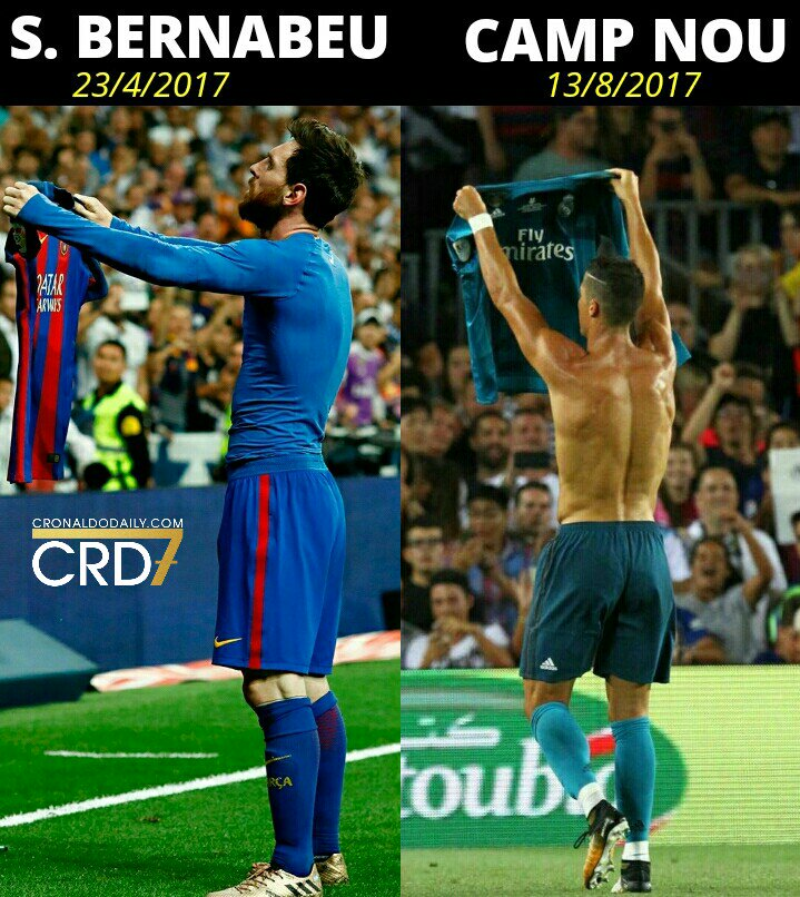 #CristianoRonaldo had his sweet revenge against #Barcelona at Nou Camp!  Savage!   #fcbrma #elclasico #cr7<br>http://pic.twitter.com/PhG6Tejhdb