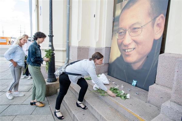 """中国に「ひざまずく」西洋、筆頭はノルウェー…劉暁波氏の死が炙り出した新しい世界の""""対中規範"""" 「これ…"""